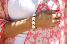 dot bracelets