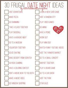 Creative christian dating ideas