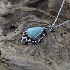 "Larimar Gemstone Jewelry 925 Sterling Silver Handmade solid Cross Pendant 1.9/"""