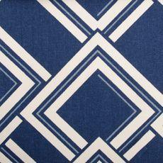 Fabric | Duralee - Eileen Kathryn Boyd   Navy - Sky - book # 2792    Pattern/Color: 21006-422  Description: BLUEJAY
