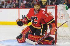 Jonas Hiller Calgary Flames
