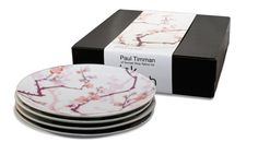 Ink Dish - Cherry Ink 4 Side Plate Gift Set
