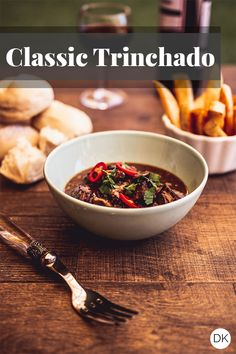 Classic Trinchado A classic South African Portuguese trinchado recipe that is spicy and rich. Pairs perfectly with fresh Portuguese rolls Meat Recipes, Cooking Recipes, Healthy Recipes, Savoury Recipes, Recipies, Spicy Stew, Beef Rump, Portuguese Recipes, Portuguese Food