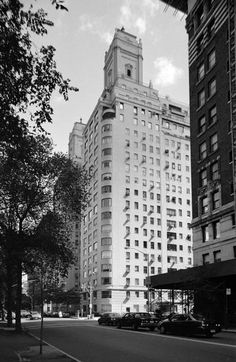 [Normandy Apartments, 140 Riverside Drive.]