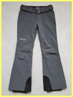 Marmot Gray Davos Soft Shell Winter Snow Ski Snowboard Activewear Bottoms Size 0 (XS, 25). Free shipping and guaranteed authenticity on Marmot Gray Davos Soft Shell Winter Snow Ski Snowboard Activewear Bottoms Size 0 (XS, 25)Excellent Pre-Owned Condition $175 Marmot Gray 'Da...