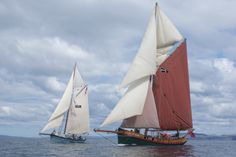 classic sailing cutters - Google Search