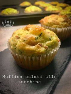 Frittata Muffins, Zucchini Muffins, Quiche, Antipasto, A Food, Food And Drink, Confort Food, Finger Foods, Food To Make
