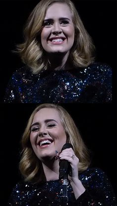 Adele loves to laugh and we love to laugh with her! - Hayward Simmons