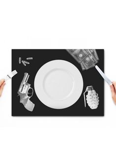 the last supper placemat - enjoy every delicious meal as if it were your last! live dangerously and get it now http://www.thiscounts.ca/products/OUWG4263 #thiscounts #discounts #shop #save #sale #deals #homedecor #kitchen #placemat #foodie #lastsupper #onlineshopping #canada