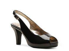 Sofft Scafati Patent Pump Comfort Women's Shoes - DSW