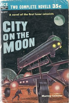 City on the Moon/Men on the Moon