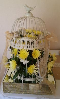 Party Hire Springs is an Affordable Wedding & Party Decor Hiring Company Based in Johannesburg on the East Rand that Prides in Superior Quality Decor Rentals. Party Hire, Wedding Decorations, Table Decorations, Vintage Table, Bird Cage, Wedding Decor, Birdcages, Bird Cages, Dinner Table Decorations