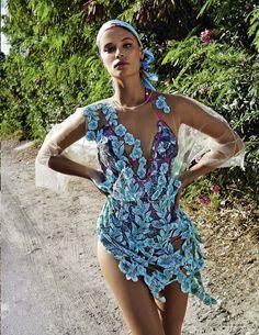 #MMissoni | #VanityFair Italy | Summer 15
