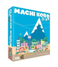 Machi Koro The Card Game - £19.88 delivered.