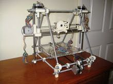 3D Printer I shall build one day!