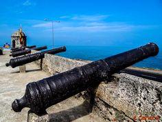 Canhões de Cartagena.