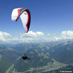 Paragliding. Achieved - Iquique, Chile
