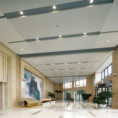 Our company is highly esteemed in providing Metal Ceiling Panels Garage in Bangladesh to the clients. We provide this service to various sectors, houses, a