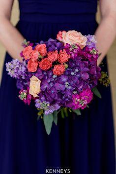 Coordinating bridesm