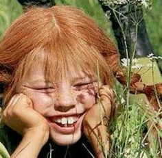 Pippi calzelunghe...