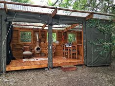 Platbos Forest #forest #EcoCabins #Cabininthewoods #Platbos #woodencabin #SouthAfrica #WesternCape