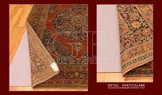 Antiscivolo tappeti, da usare al posto della rete antiscivolo per conservare i tappeti antichi, i tappeti Kilim ed i tappeti Aubusson_141409463426