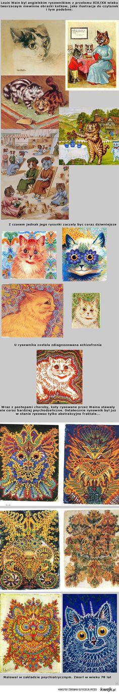 Louis Wain & Cats