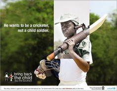 Powerful Unicef ads Via Sri Lanka.