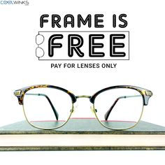 0e2f5e3eaf Shop Quirky Eyeglass Frames for FREE