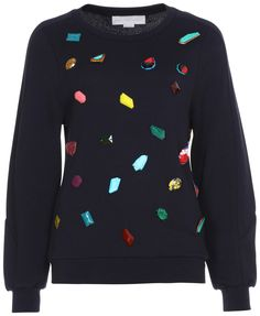 Sweatshirt von STELLA MCCARTNEY www.REYERlooks.com