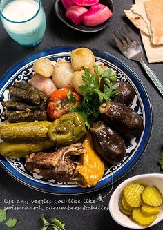 Iraqi food its all about gathering sharing iraqi food recipes darna magazine spring 2016 issue dolma recipemiddle eastern recipesmiddle eastern foodpersian recipesenglish forumfinder Image collections