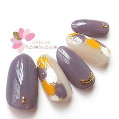 Nail Shapes - My Cool Nail Designs Japanese Nail Design, Japanese Nails, Simple Nail Art Designs, Gel Nail Designs, Love Nails, Pretty Nails, Asian Nails, Manicure, Glitter Gel Nails