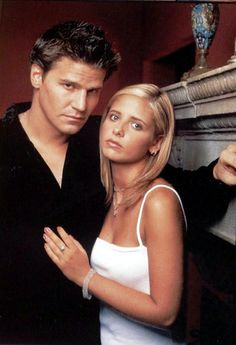 Buffy and Angel // Promo Picture - Season 3
