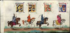 Artist: various, Title: »Triumphzug Kaiser Maximilians« Page 62, Date: 1526