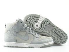 Nike Dunk CMFT Premium - Wolf Grey