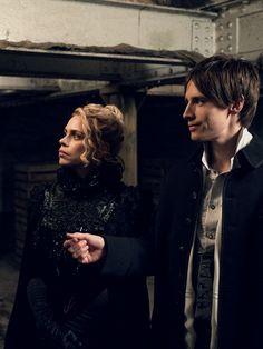 Lily and Dorian vigilante-ing