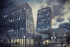CGarchitect - Professional 3D Architectural Visualization User Community | Mixed-Use Building