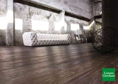 Listone Giordano Atelier antique flooring designs are absolutely stunning!