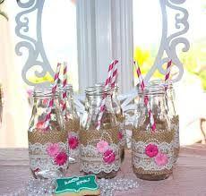 1000 images about dia de las madres ideas on pinterest - Frascos de vidrio decorados ...