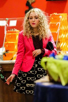 """Carrie's Eva Franco Lucy Ray Ban Skirt The Carrie Diaries Season 1, Episode 2: """"Lie with Me"""""""