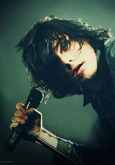 Gerard Way- My Chemical Romance live