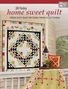 Martingale - Home Sweet Quilt (Print version + eBook bundle)