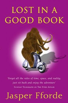Lost In A Good Book (Thursday Next 2) by Jasper Fforde. Australian paperback cover.