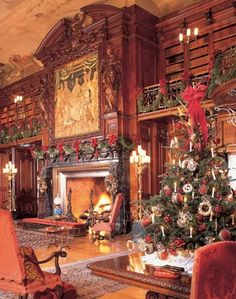The Biltmore at Christmas