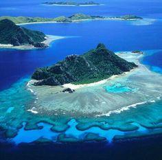 Mamanuca Islands @ Fiji