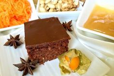 Mrkvový dort bez mouky a cukru – opravdu skvělý! - Our Lovely Cooking Healthy Deserts, Healthy Cake, Healthy Sweets, Dairy Free Recipes, Raw Food Recipes, Cookie Recipes, Czech Recipes, Desert Recipes, Good Food