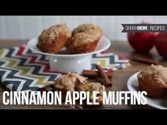 Cinnamon Apple Muffins - YouTube