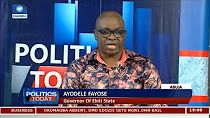 Fayose Talks About His Presidential Ambition