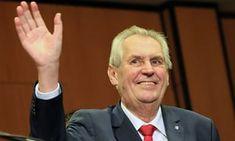 The Czech Republic re-elects far-right Zeman Latest News