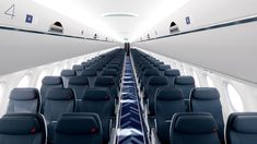 Gorgeous: Air France Unveils First Airbus A220-300 - One Mile at a Time Plane Seats, Car Seats, Air France